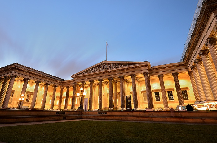 Photo of المتحف البريطاني والآثار المصرية المسروقة