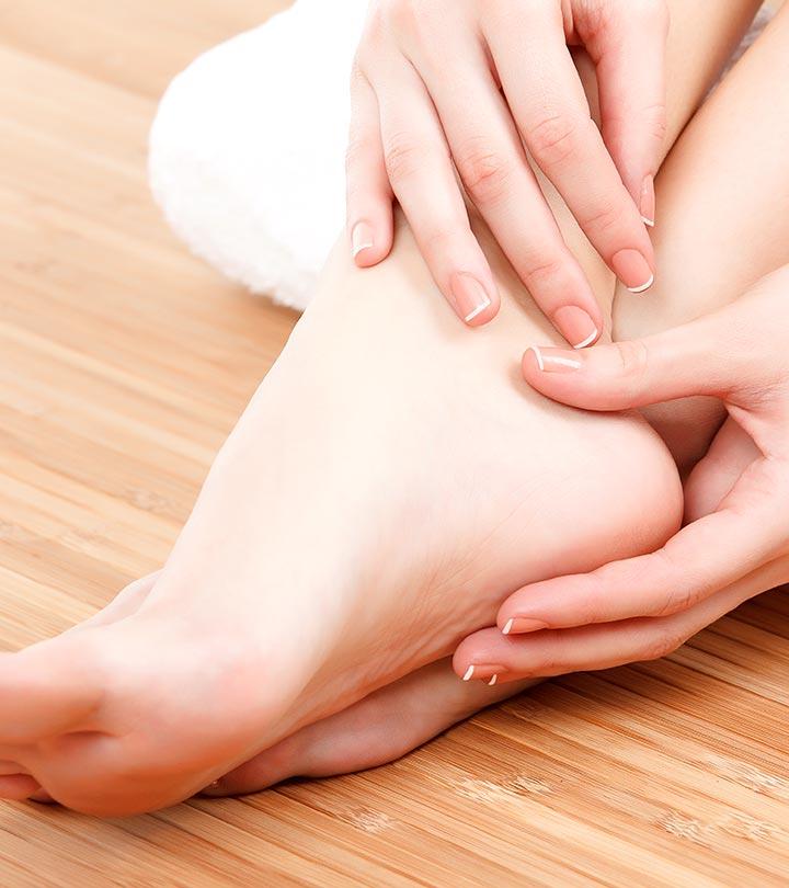 خلطات طبيعية لنعومة القدمين