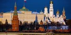 الكرملين قلعة وحصن روسي منذ 7 قرون
