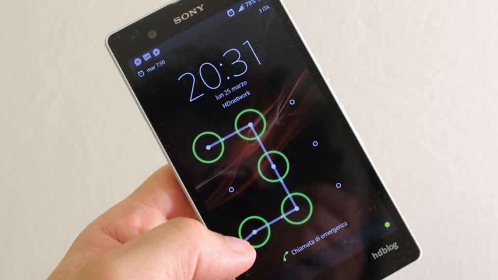طريقة فتح نمط الشاشة الغاء رمز القفل في هواتف اندرويد