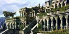 حدائق بابل المعلقة اكبر مساحة خضراء فى العصر القديم