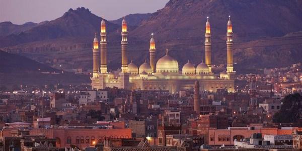 Photo of مدينة صنعاء من أجمل مدن العالم