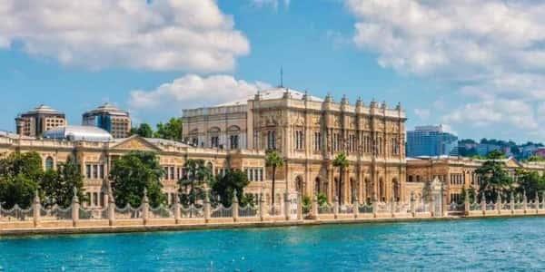 قصر يلدز اخر القصور العثمانية