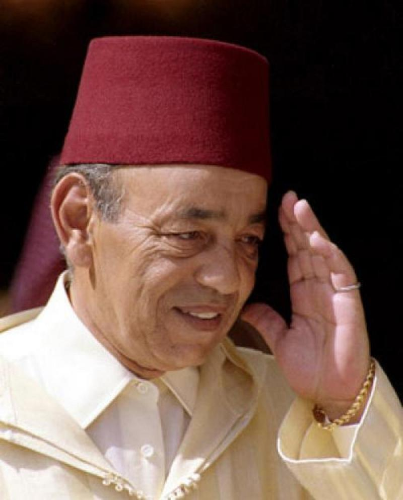 Photo of الملك الحسن الثانى ملك المغرب