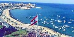 دولة لبنان أوروبا الشرق