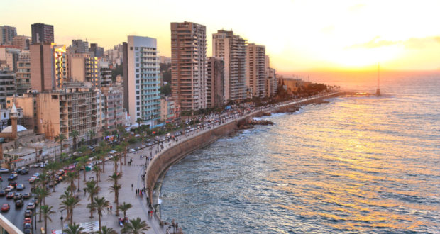 بيروت عاصمة الجمال و الحضارة