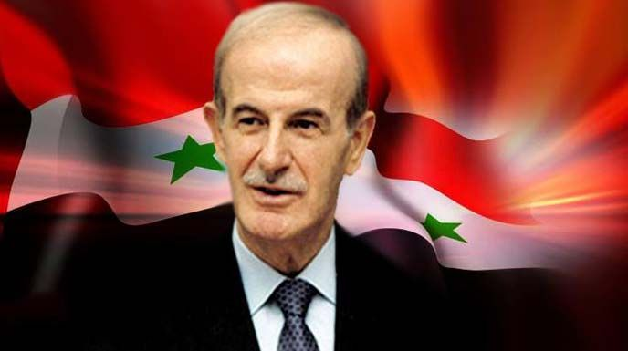 رئيس سوريا
