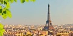 باريس مدينة النور و برج ايفل
