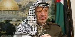 الرئيس ياسر عرفات رئيس فلسطين