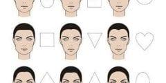 كيف تقومين بتحديد شكل وجهك لاختيار قصة الشعر المناسبة له