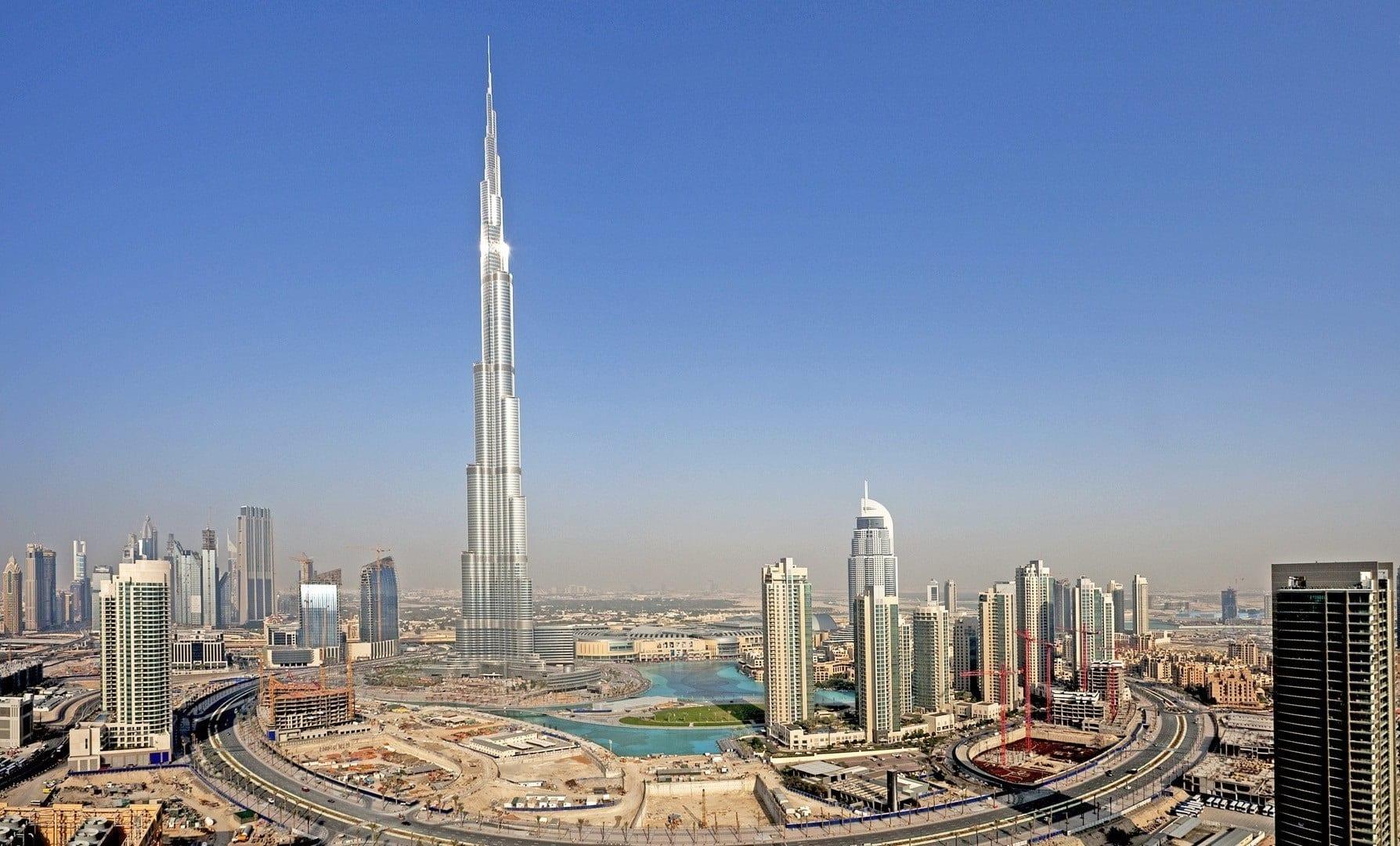 Photo of برج الخليفة الاطول فى العالم