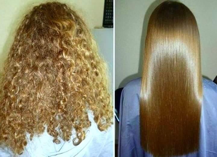 خلطات طبيعية لتغذية الشعر وتنعيمه