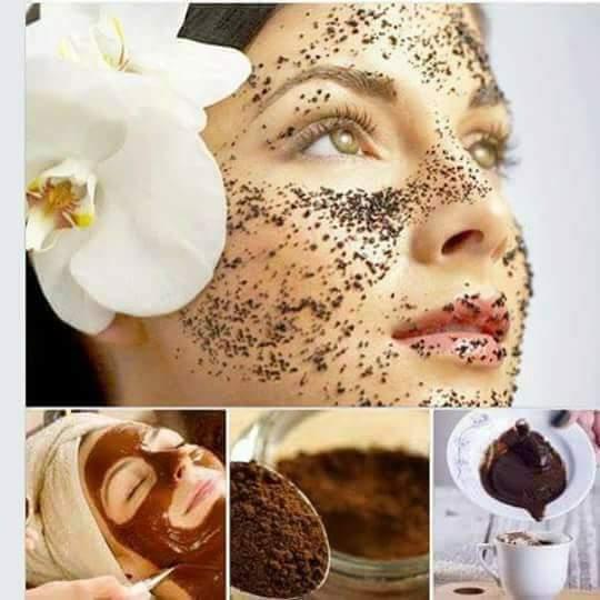 فوائد القهوة التجميلية