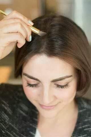 اخفاء فراغات الشعر