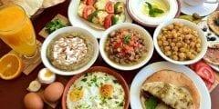 نظام غذائي صحي لشهر رمضان