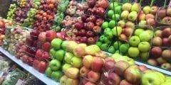 تعرف علي فوائد تناول الفواكه الطازجة يوميًا