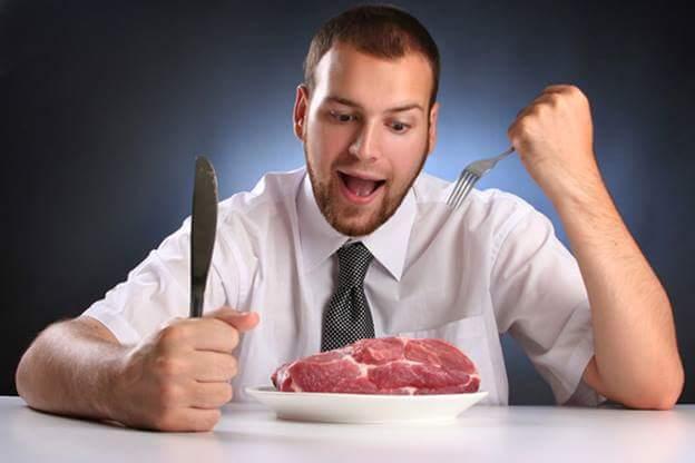 صورة أضرار تناول اللحوم بكثرة