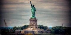 تمثال الحرية من مصر إلى الولايات المتحدة الامريكية