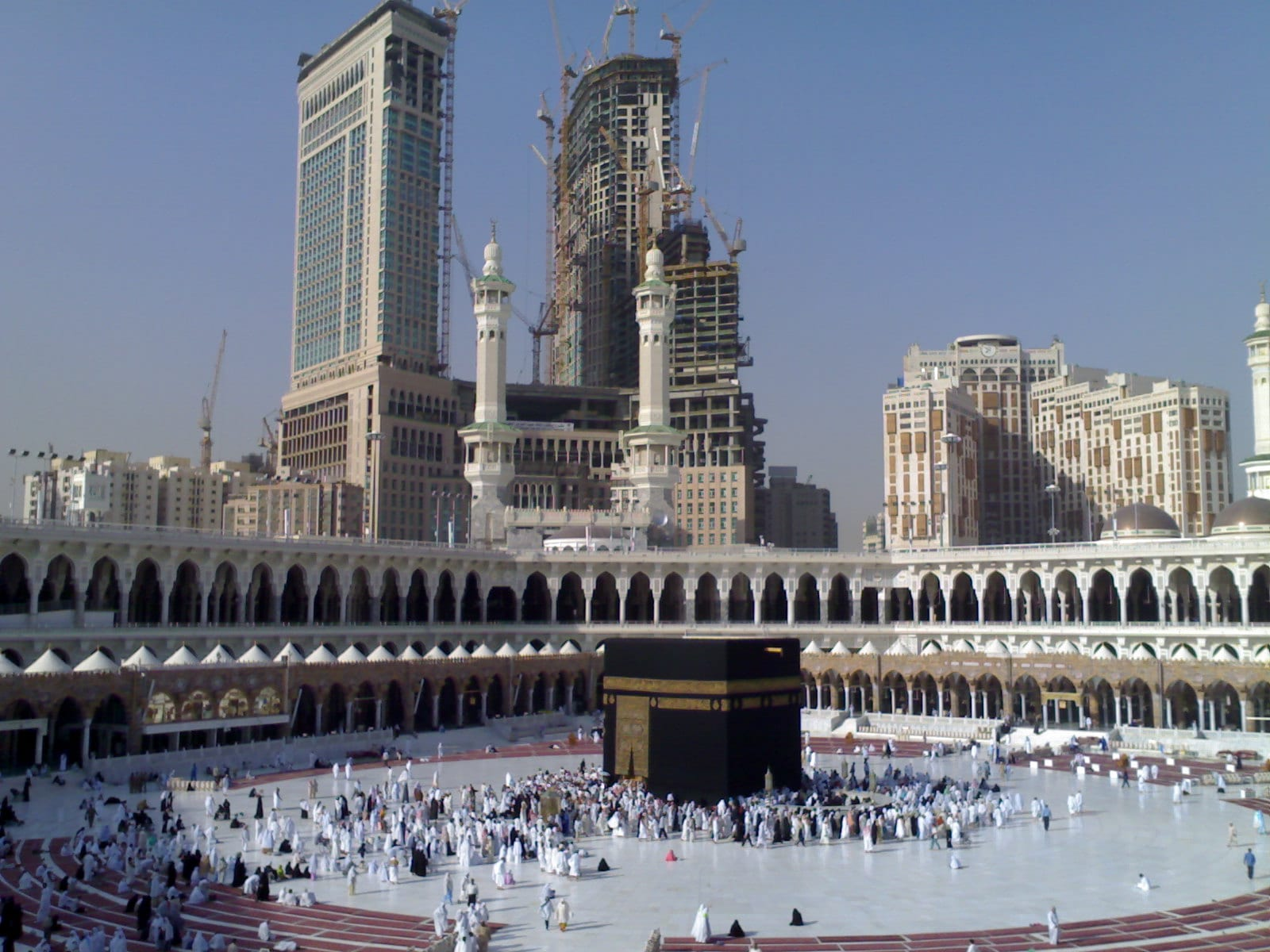 مدينة مكة المكرمة