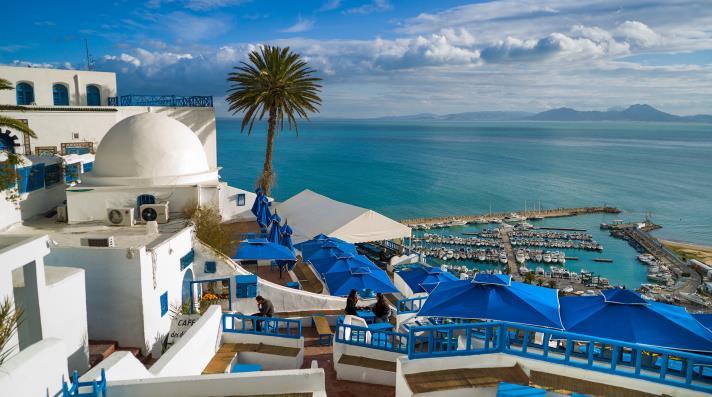 دولة تونس الخضراء و المعالم السياحية