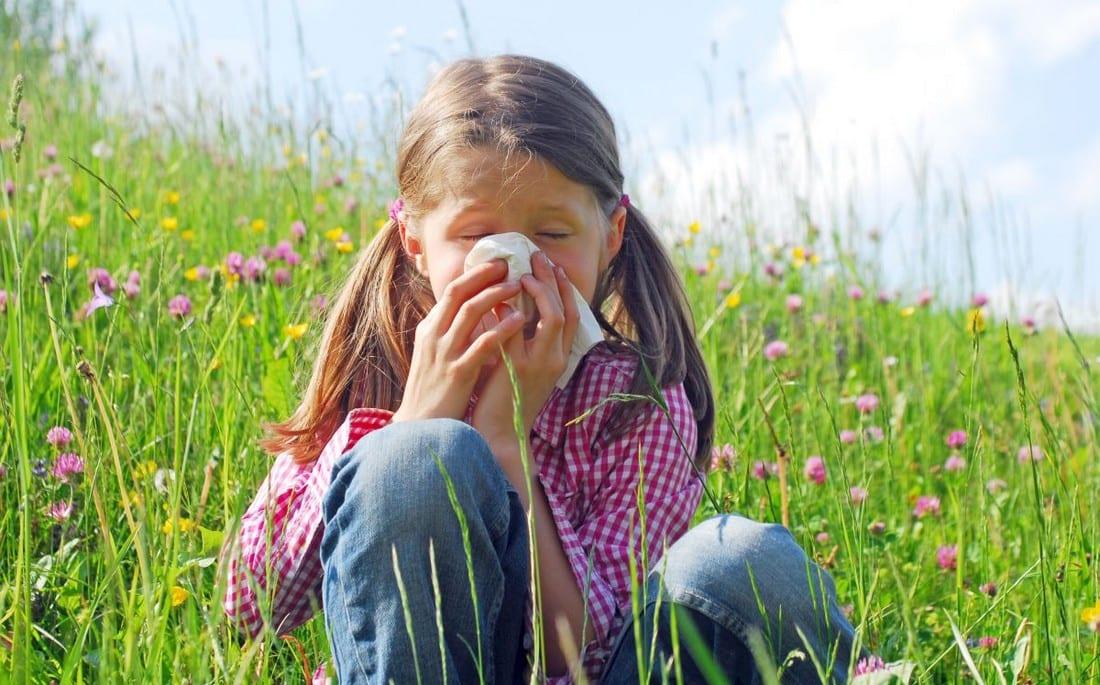 حساسية العين في الربيع