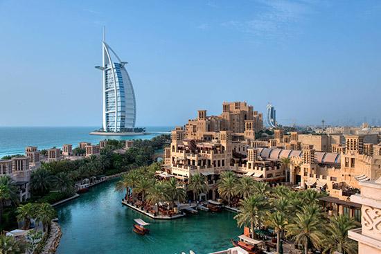 مدينة دبي أسعد مدن العالم