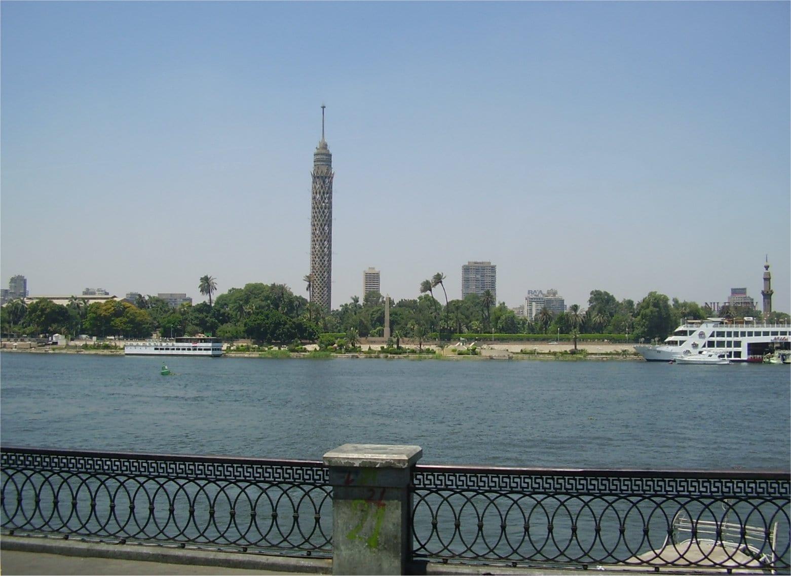 مدينة القاهرة المدينة التي لا تنام