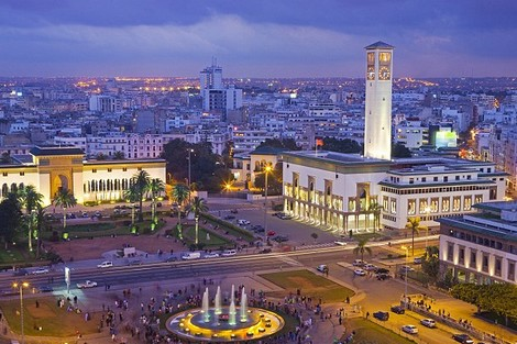 Photo of مدينةالدار البيضاء عاصمة المغرب الاقتصادية