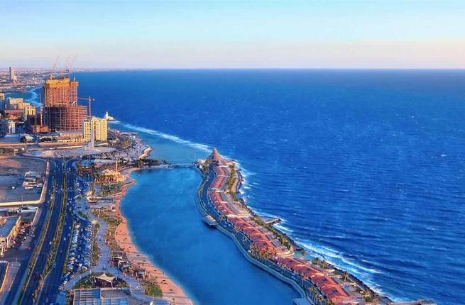 صورة مدينة جدة سياحية جديدة للسعودية
