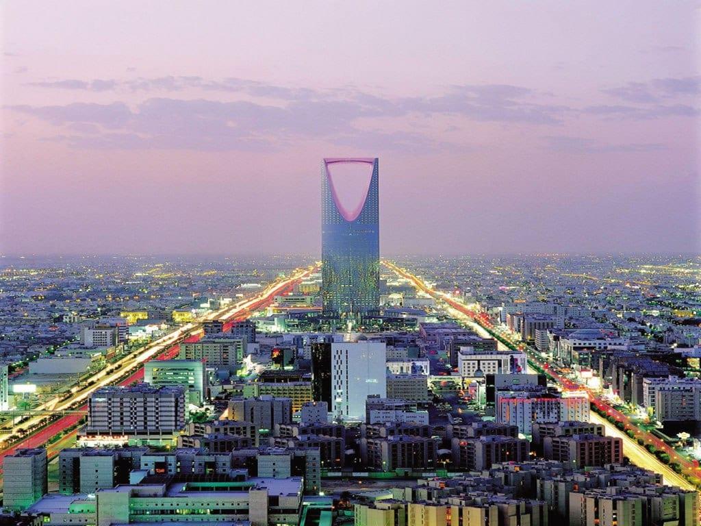 مدينة الرياض عاصمة المملكة العربية السعودية