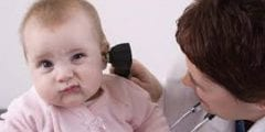 تعرف على علاج التهاب الأذن الوسطى عند الأطفال والرضع