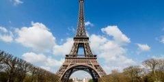 برج ايفل اشهر رموز باريس