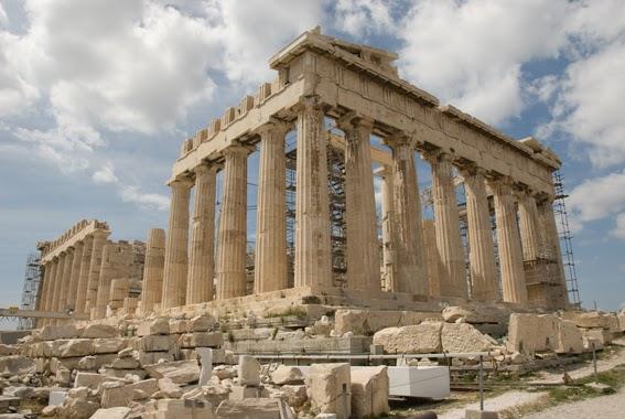 معبد البارثينون