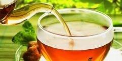 فوائد الشاي الاخضر المذهلة للتخسيس والصحة العامة