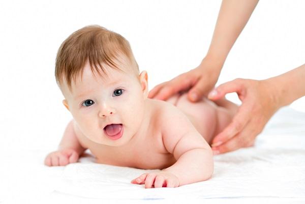 بعد الولادة مباشرة