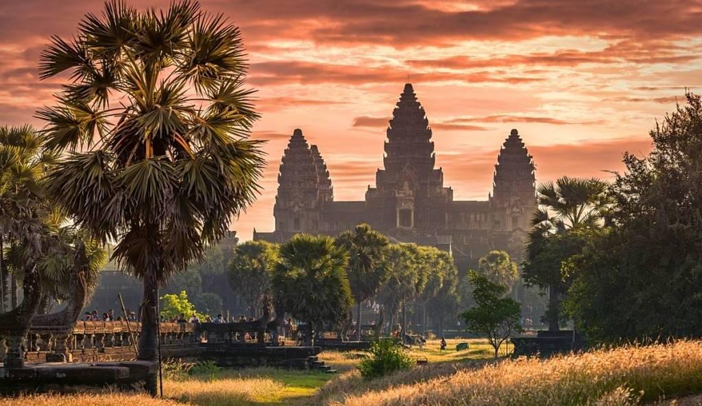 معبد انغكور وات