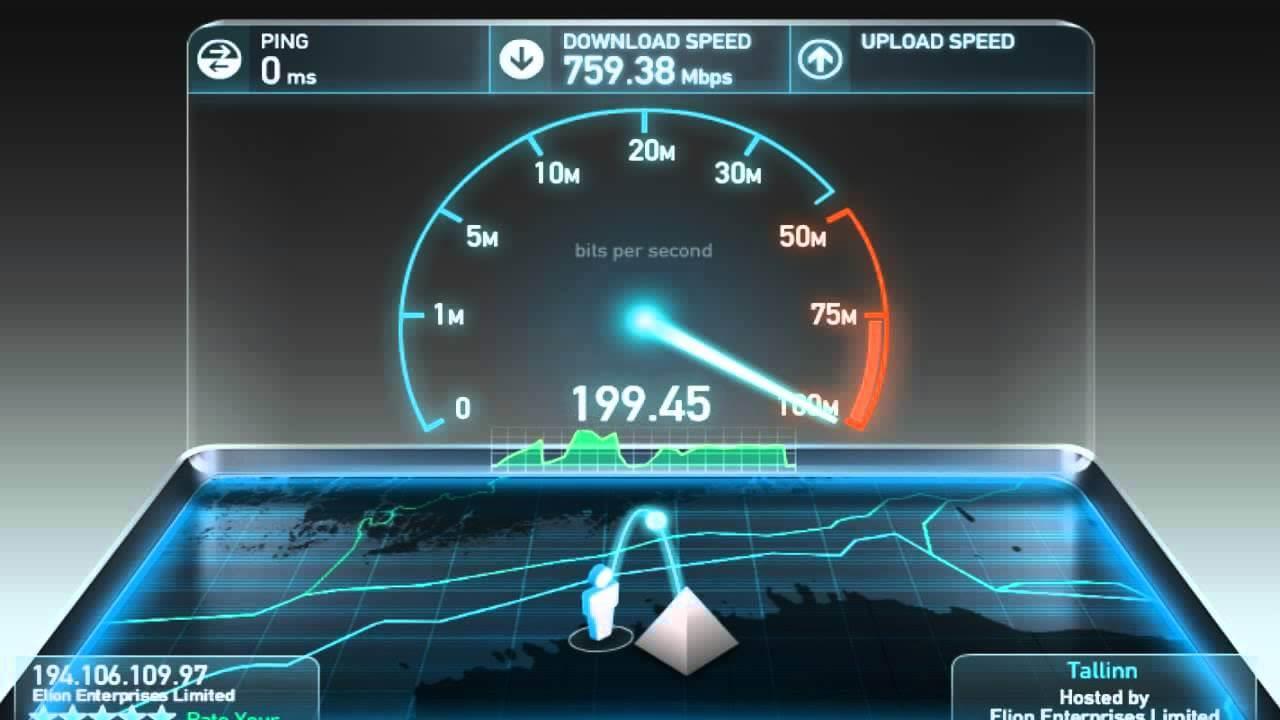 طريقة زيادة سرعة الانترنت الي اعلي درجة