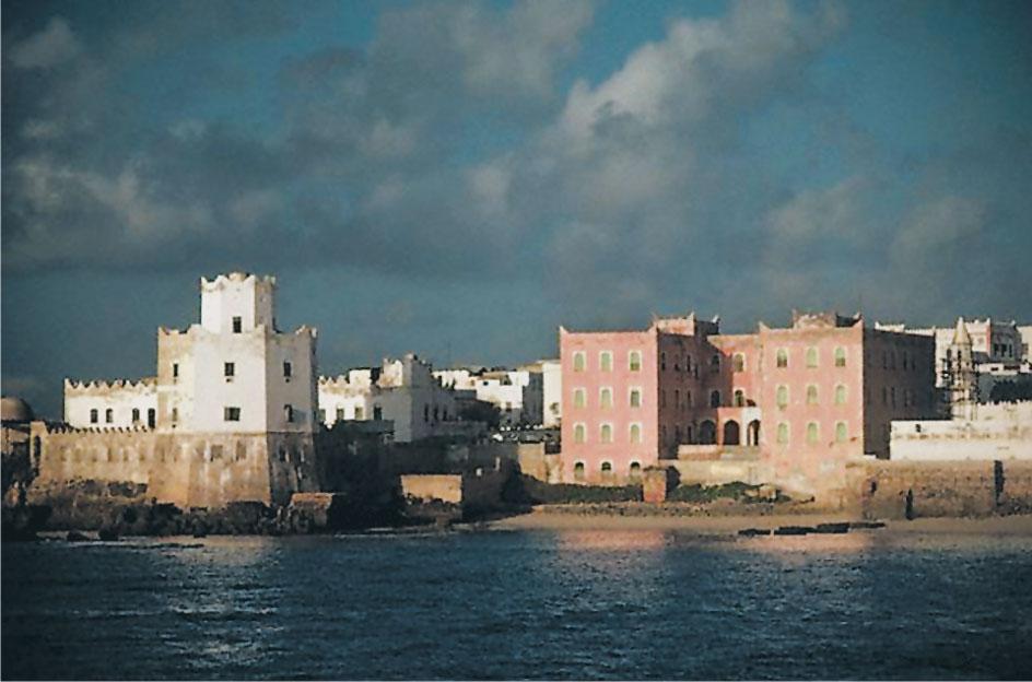 صورة مدينة مقديشو لؤلؤة قارة أفريقيا