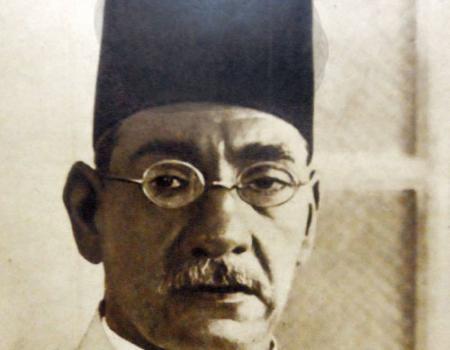 Photo of حافظ إبراهيم شاعر النيل