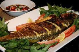 كيفية تحضير السمك البوري