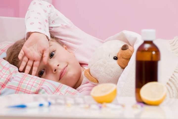 أمراض الأطفال في فصل الشتاء