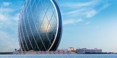 مدينةأبو ظبي عاصمة الامارات