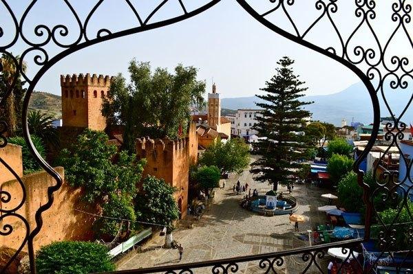 Photo of مدينةشفشاون لؤلؤة المغرب الزرقاء