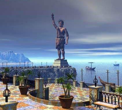 Photo of تمثال رودس من عجائب الدنيا السبعة القديمة