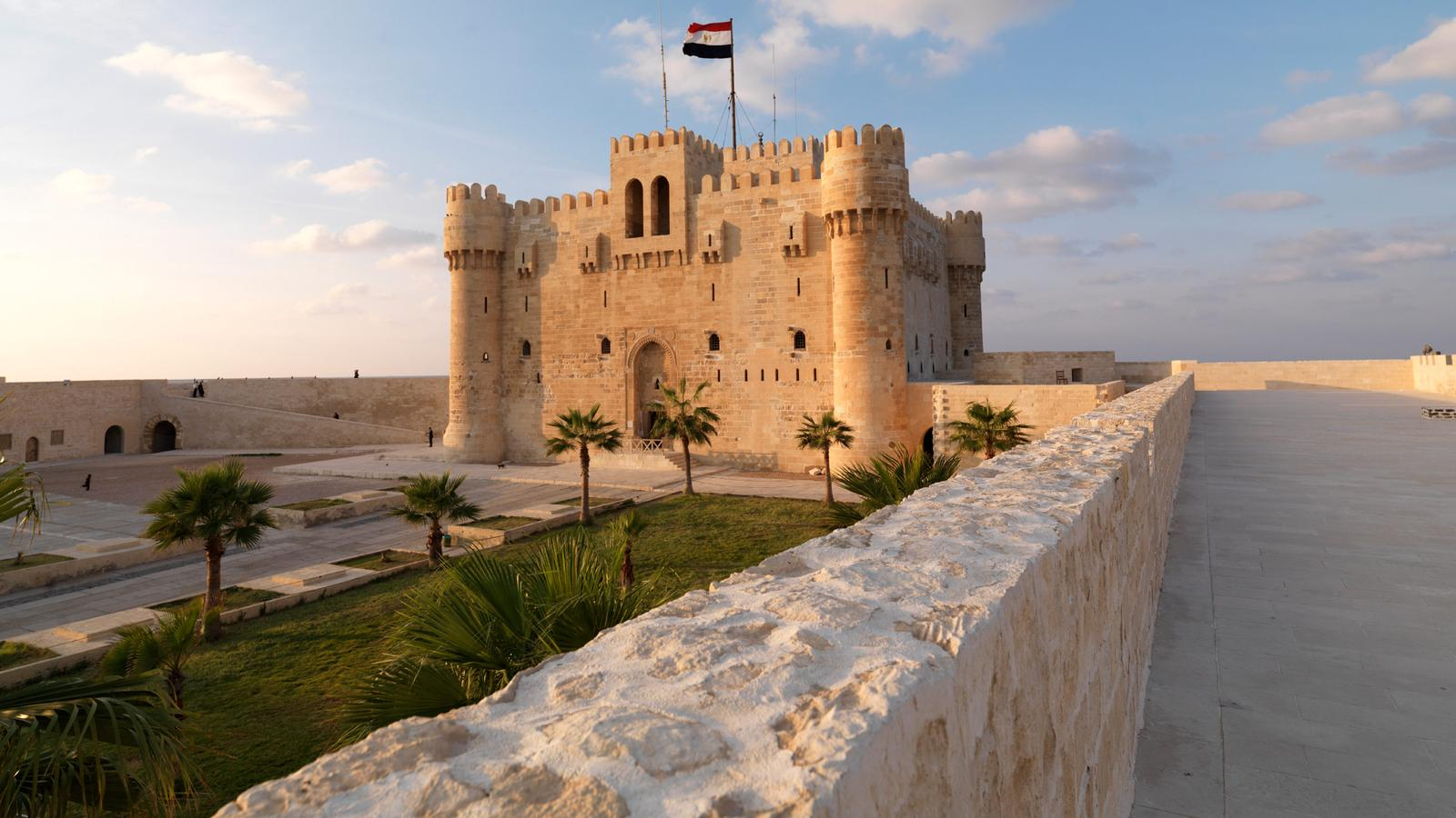 Photo of قلعة قايتباى حصن مدينة الاسكندرية
