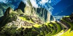 ماتشو بيتشو و حضارة الانكا
