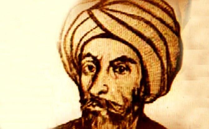 شاعر عربى مسلم