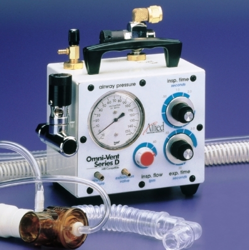 صورة اجهزة التنفس الصناعى