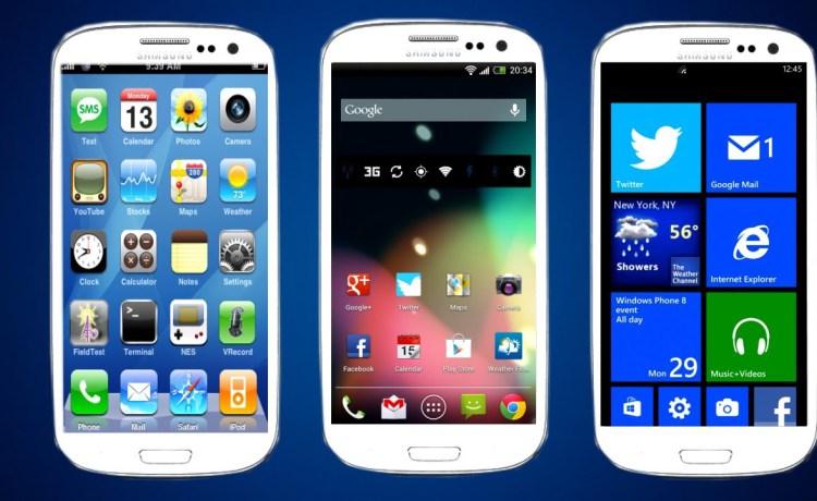 افضل تطبيقات لانشر لتغيير واجهة النظام الرئيسية للهاتف