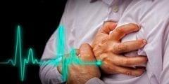 الازمات القلبية واعراضها واسبابها